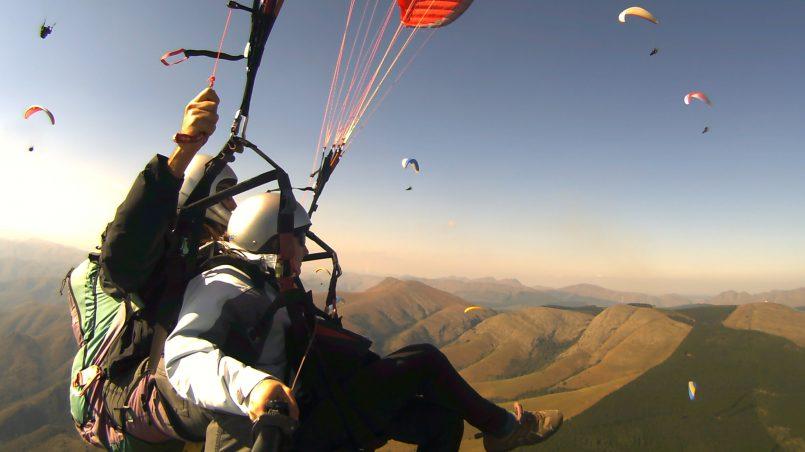 Paragliding In De Aar – Potties B&B